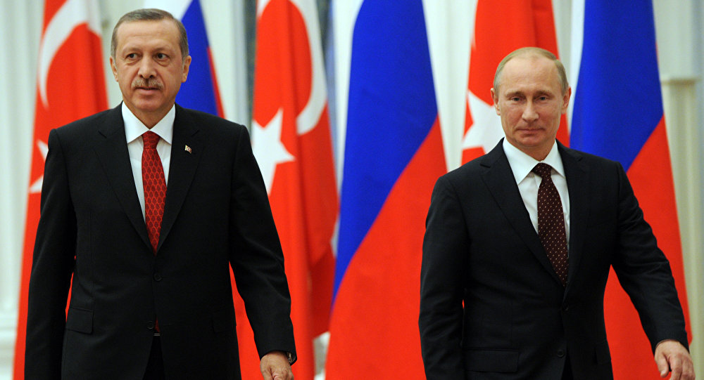 Russia and Turkey to Refuse Payment in Dollars?