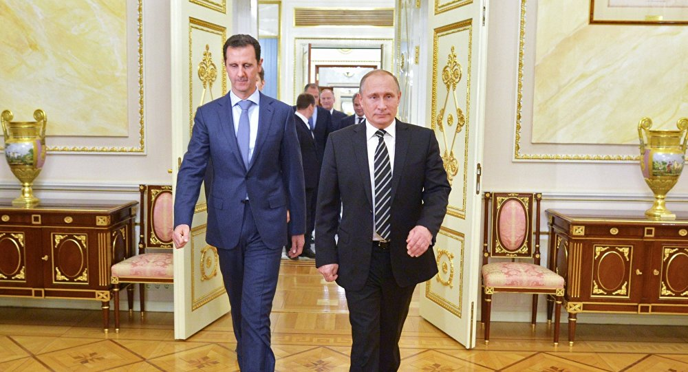 Moscow and Damascus Knew about Forthcoming Turkish Operation in Syria