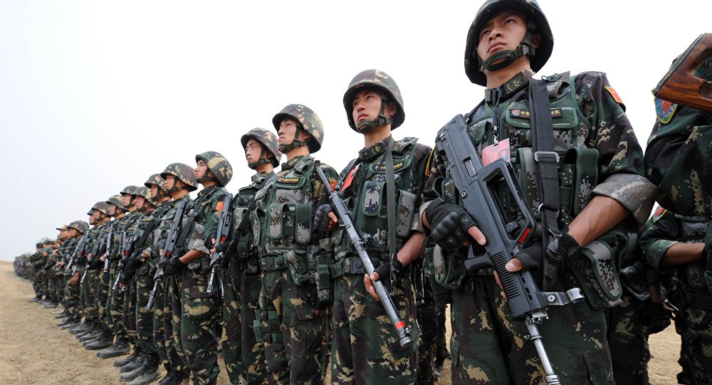 Beijing to Train Syrian Military on Chinese Territory