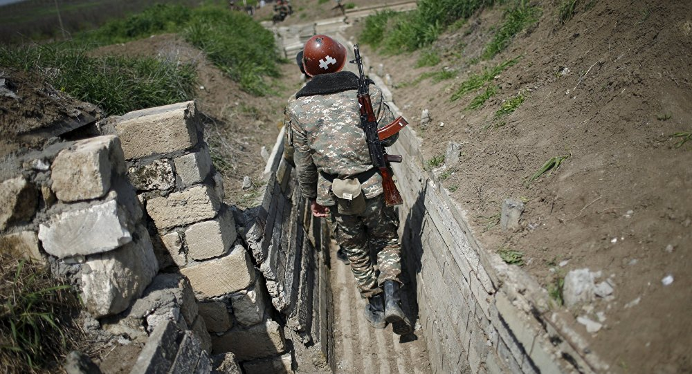 NKR Announces about 25 Ceasefire Violations in Karabakh per Night