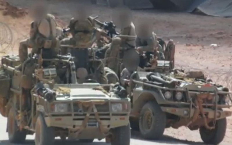 British Special Forces Spoted in Syria (Photos)