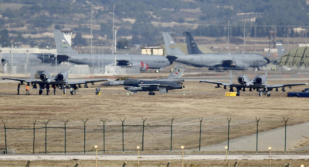 Can Turkish Incirlik Air Base Be Used for Russia's Air Raids in Syria?
