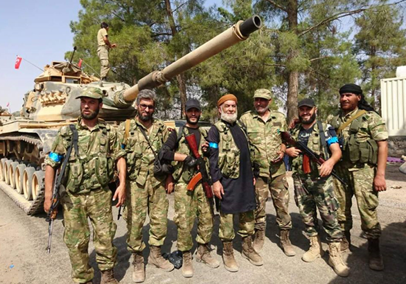 More Than 15,000 FSA Fighters Will Participate In Upcoming Turkish Attack On Northeaster Syria