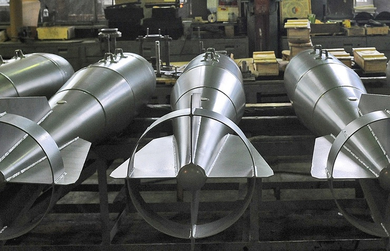 Russian Aerospace Forces to receive new-generation air bombs with proximity fuzes