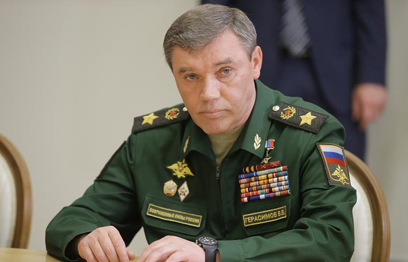 Turkish, Russian General Staff Chiefs to Meet in Ankara