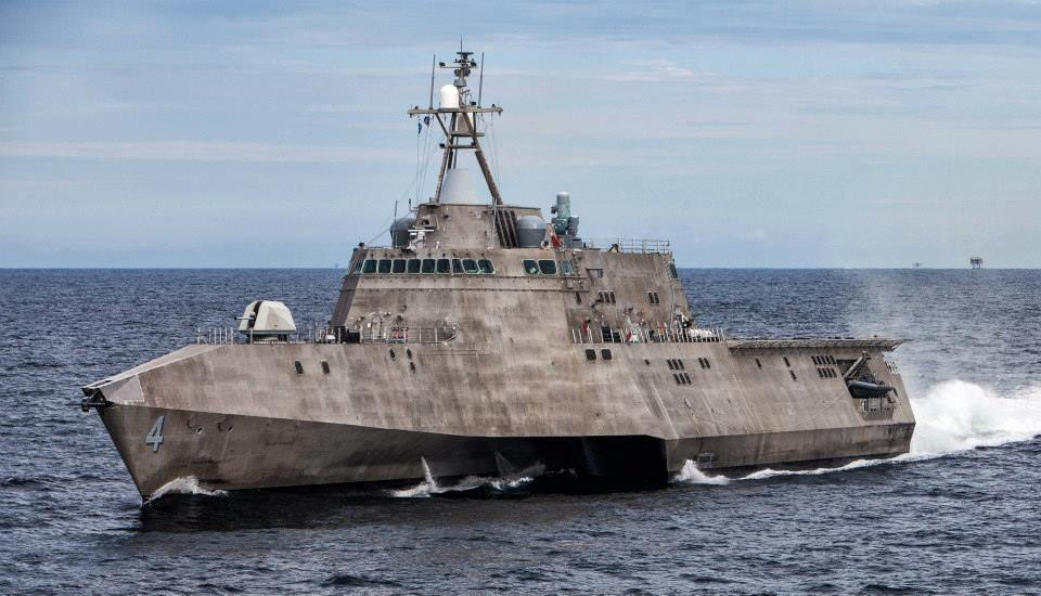 4th US Combat Ship Became Unserviceable in Past 9 Months