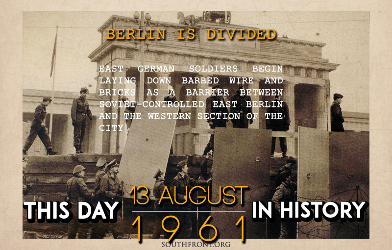 This Day in History: August 13