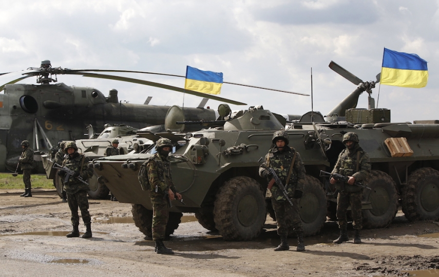 DPR: Ukrainian Armed Forces Preparing to Storm Yasinovataya