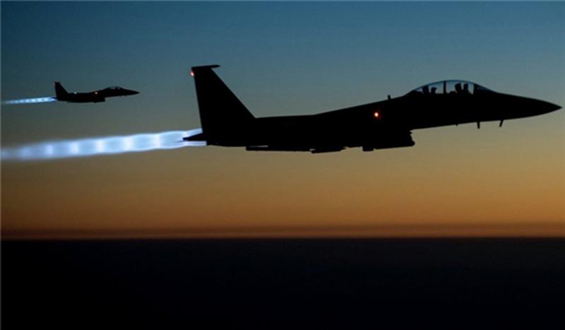 US-led Coalition Intensifies Air Raids in Iraq