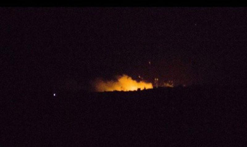 Russian jets pound jihadists in northern Homs
