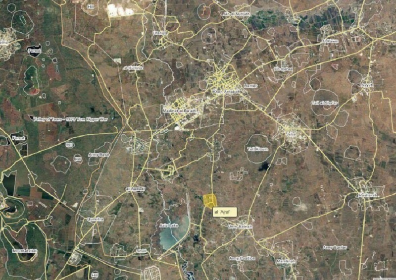Syrian Army begins surprise offensive in the Golan Heights