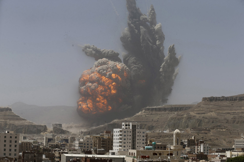 36 Civilians Killed by Saudi Airstrikes in Yemen in 2 Days