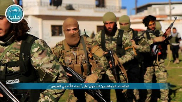 3 Fatah al-Sham (Al-Nusra) Commanders Killed in Recent Clashes in Southern Aleppo