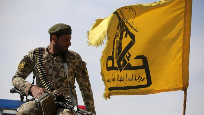 US Military Estimates Pro-Iranian Shiite Forces in Iraq at 100,000