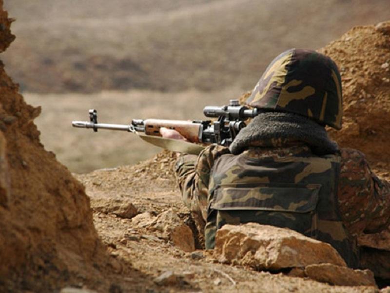 Azerbaijan violates Nagorno-Karabkh contact line 25 times