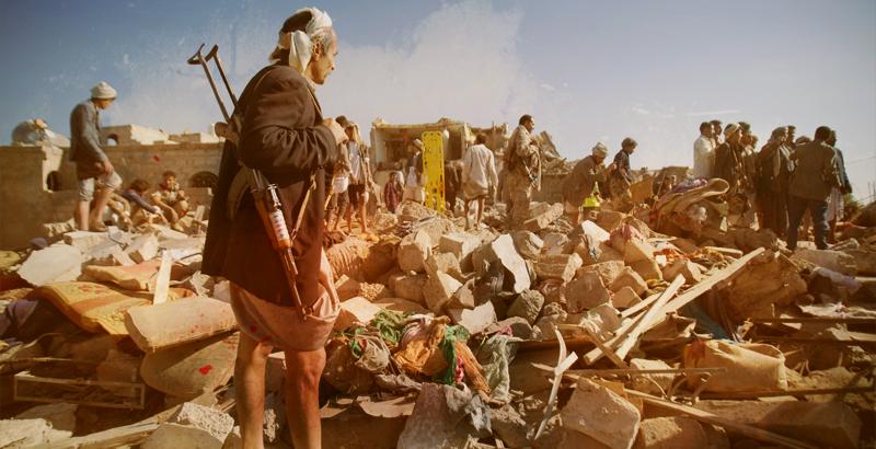 Yemen. Bloodbath in August