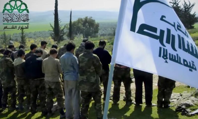 Two More Ahrar al-Sham Senior Commanders Killed in Homs