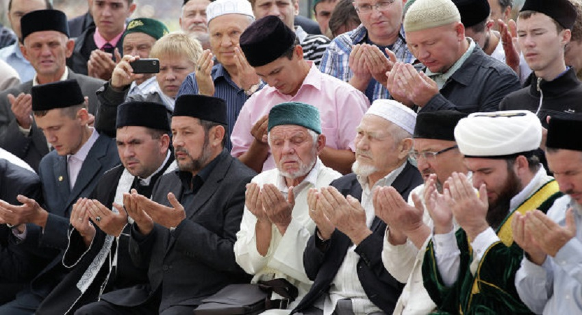 Ukrainian Intelligence Wanted to Blame Attacks in Crimea on Muslims