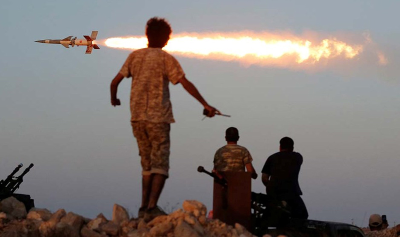 US Forces Conduct Airstrikes in Libya in Support of Anti-ISIL Operation