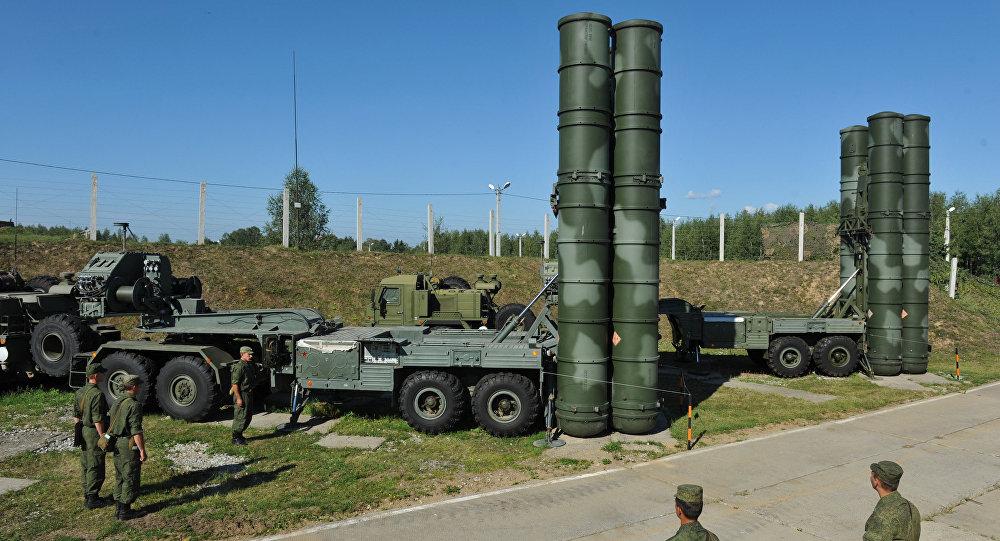 Crimea Receives S-400 Triumph Air Defense Missile System