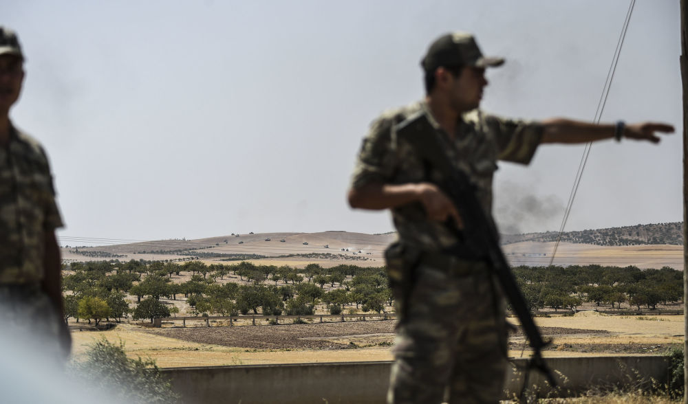 Kurds: Al-Nusra Terrorists Fight at Side of Turkey in Syria
