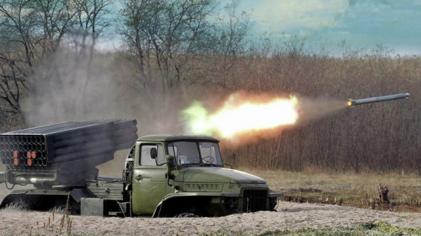 DPR Commander: Ukrainian Army Fires Republic with Grad Rocket Launchers