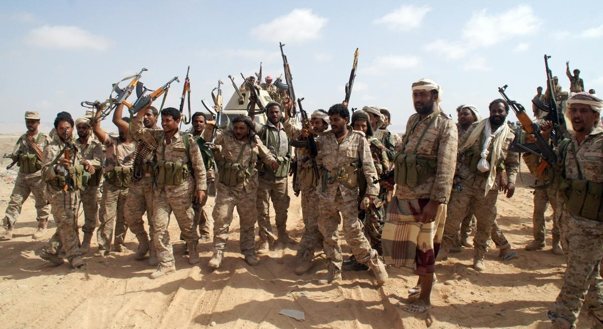 Yemeni Army Continues Its Advances in Taiz & Abyan Provinces