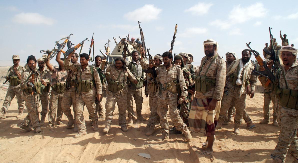 Yemeni Army Continues Its Advances in Taiz & Abyan Provinces