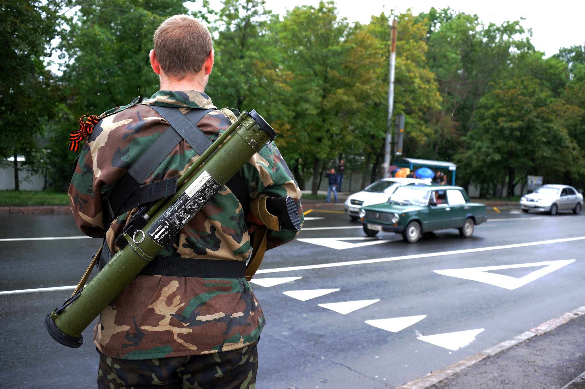 DPR Prepares for Full-Scale War with Pro-Kiev Forces