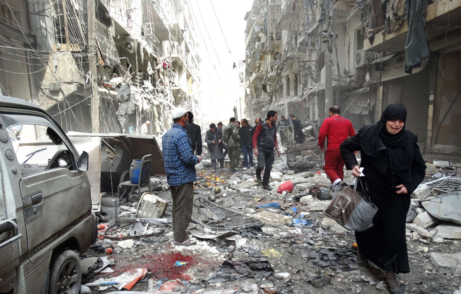 Arab Monarchies Pour in Funds to Support Terrorists in Aleppo