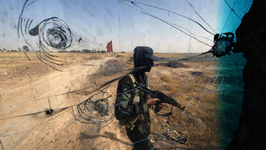 Syrian Kurds: Terrorists Trimmed Beards & Defected to Turkey's Side