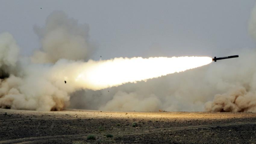 Houthi Ballistic Missiles Hit Saudi Military Airport