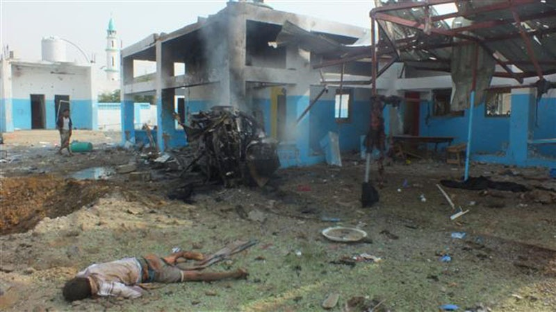 Saudi Airstrikes in Yemen: 54 Civilians Killed and 87 Wounded for Last 4 Days