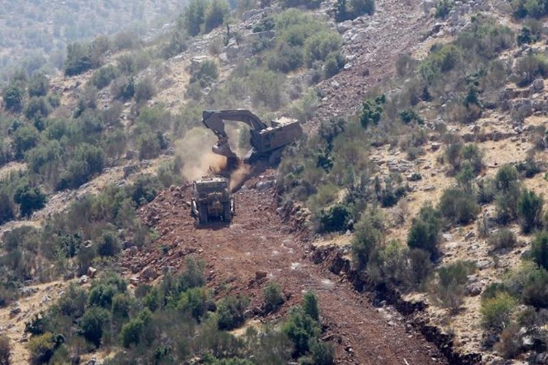 Hezbollah Warns Israel Against Road Building in Israeli-Occupied Lebanese Territory