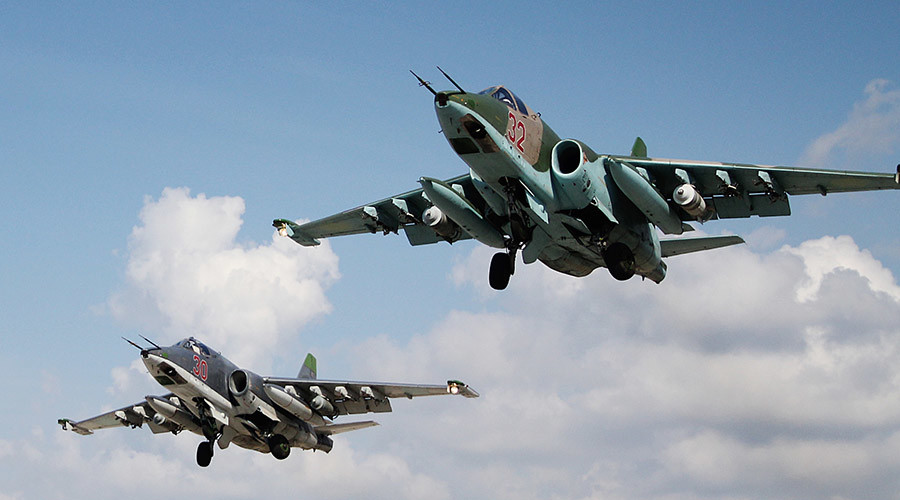 Central Syria: Over 60 ISIS Terrorists Killed, Or Injured In Russian Airstrikes Last Month