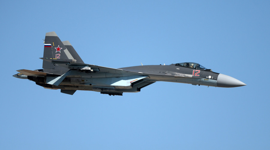 China Buys 24 Russia's 4++ Generation Fighters Su-35