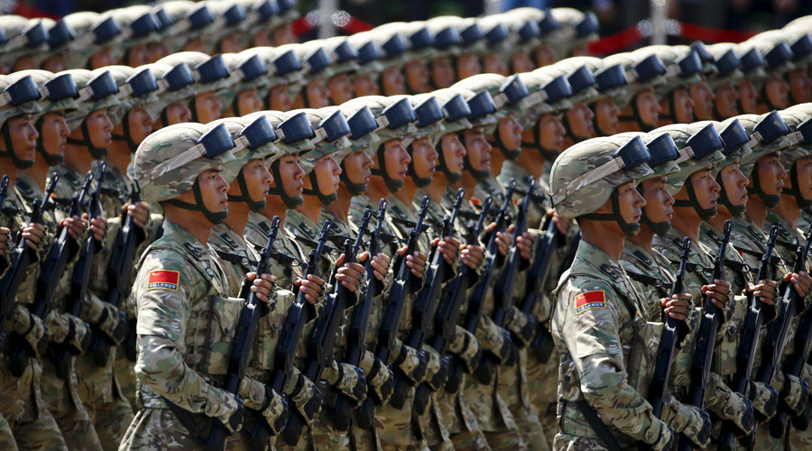 Chinese Military to Provide Aid & Training to Syria
