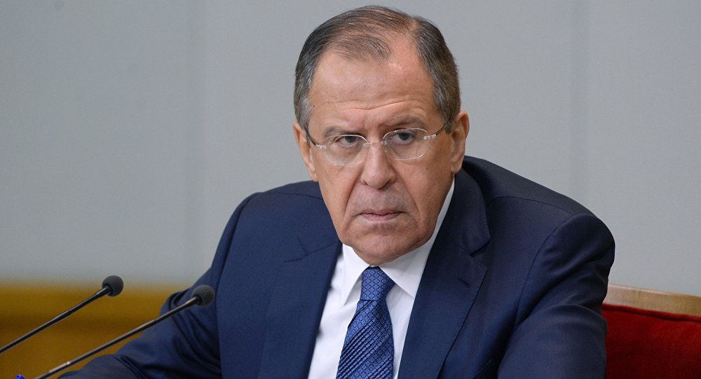 Russian Foreign Minister: US Should Look in Mirror & Do What They Promised