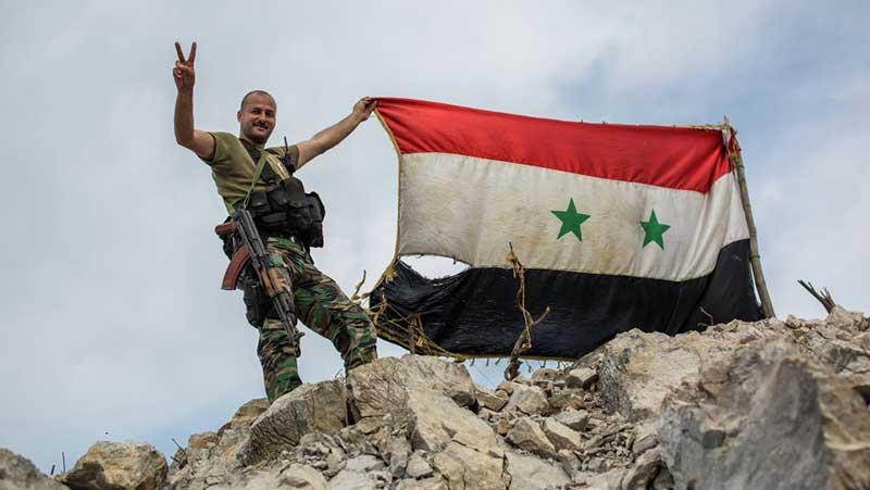 Syrian Army Hits Terrorist Positions in Dara'a Districts