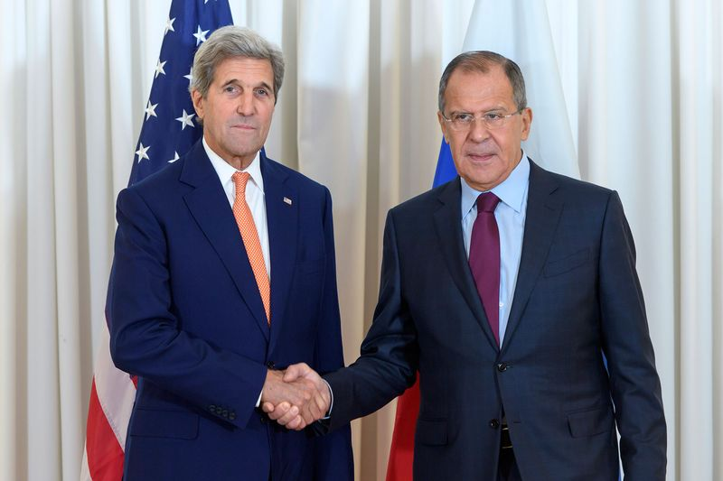 Kerry: 'We are for a united Syria. We do not support an independent Kurd initiative'