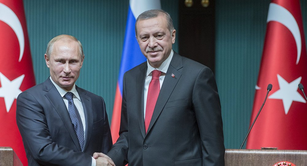 Russia, Turkey and the War in Syria