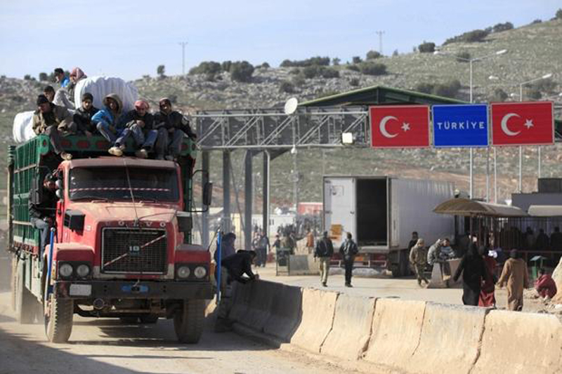 Turkey Permits 1,000 Terrorists to Cross Border and Enter in Syria's Idlib