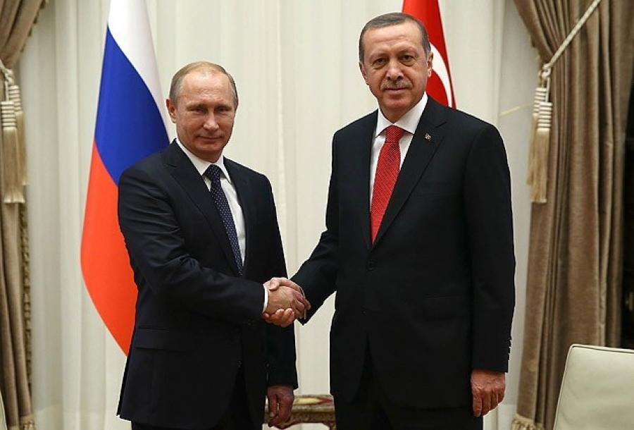Western Media Slams Turkey's Steps for Normalization with Russia