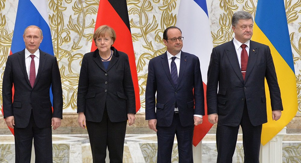 West Sees Minsk Agreements Only as Mechanism to Transfer Donbass Regions Back to Kiev