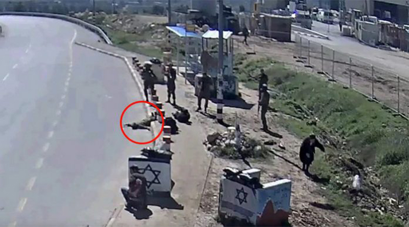 Israeli Air Force Captain Killed by Shots of Israeli Soldiers (Video)