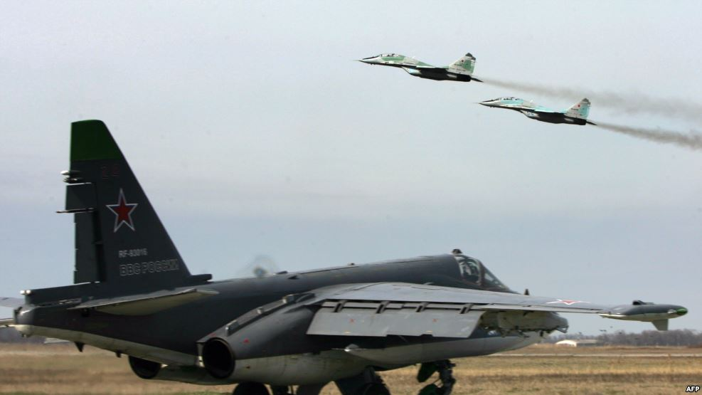 Iran Allowed Russian Aircraft to Use Its Air Base at Syria's Request