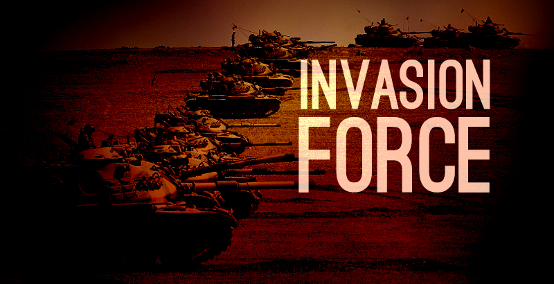 Military Analysis: How Big Is Turkish Invasion Force for Syria?