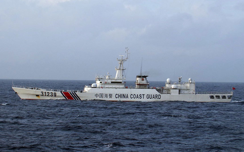China Crosses Washington's 'Red Line' in South China Sea