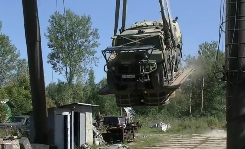Russian Airborne Troops to Get Airborne Version of Tigr All-Terrain Vehicle (Video)