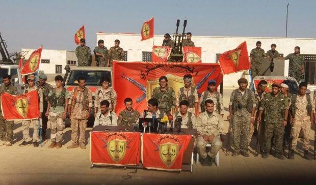 Syrian Democratic Forces Set Up Al-Bab Military Council, Prepare for Fresh Advances